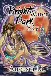 BRIGHT WATER DARK SKY Cover Art