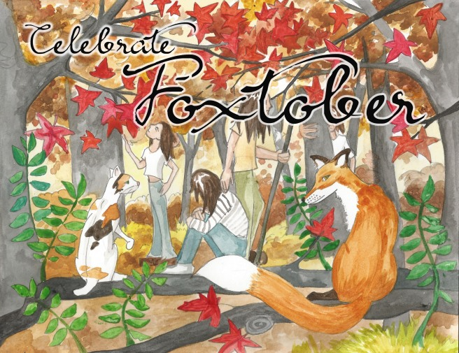 Foxtober graphic text